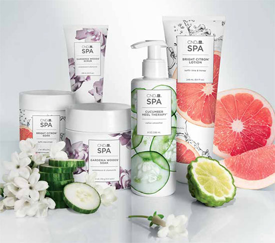 CND Spa Collection